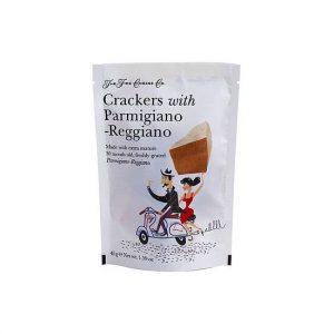 Parmesan Crackers med Parmigiano-Reggiano från The Fine cheese co hos Din Deli Ulricehamn
