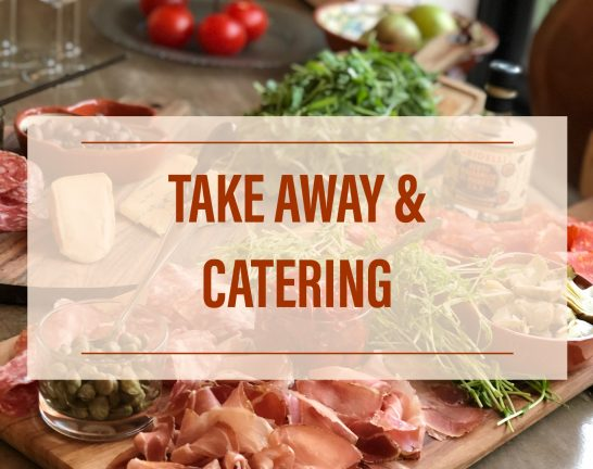 Take Away och catering